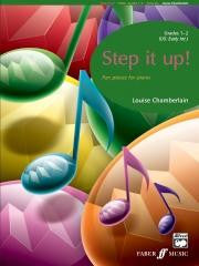 Step it up! Piano, Grades 1-2