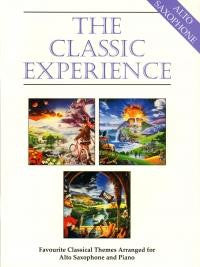 The Classic Experience - Alto Sax with 2 CDs
