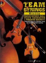 Team Strings Violin with CD