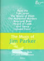 The Music of Jim Parker - Flute