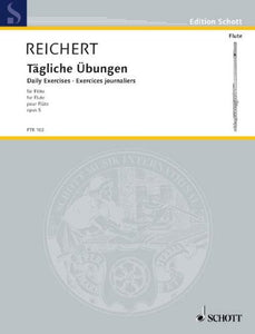 Reichert: Daily Exercises for Flute