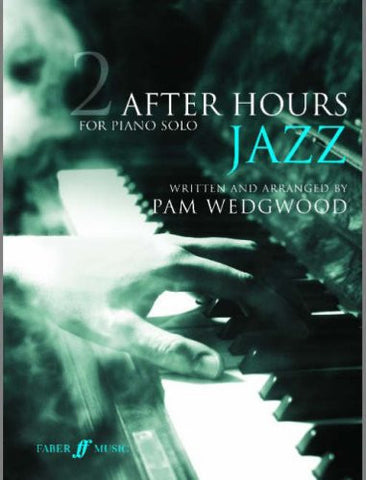 After Hours for Solo Piano (Jazz) Book 2