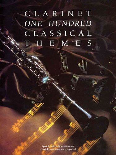 One Hundred Classical Themes Clarinet