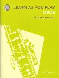 Learn as you Play Oboe - with cd