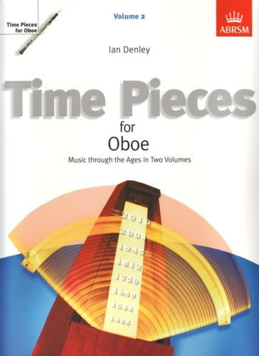 Time Pieces for Oboe - Vol.2