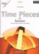 Time Pieces for Bassoon Volume 1