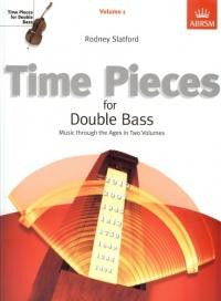 Time Pieces for Double Bass Vol. 1