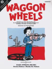 Waggon Wheels - Violin/CD