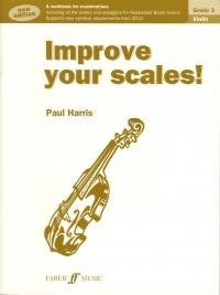 Improve Your Scales - Violin Grade 3
