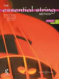The Essential String Method - Viola Book 1