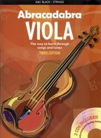 Abracadabra Viola (inc. CD)