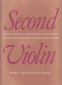 Second Violin - Book I, Preliminary & Grade 1