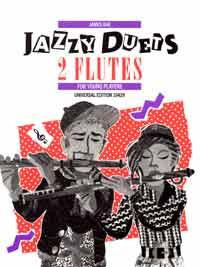 Jazzy Duets - 2 Flutes