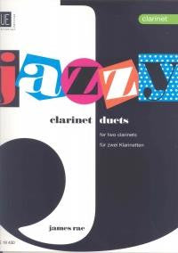 Jazzy Duets - Clarinets