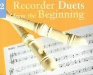 Recorder Duets from the Beginning Book 2