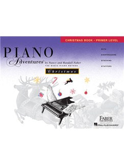 Piano Adventures: Christmas Book