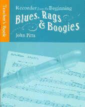 Recorder from the Beg. Blues, Rags & Boogie (T)
