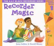 Recorder Magic Descant Book 1