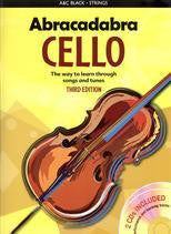 Abracadabra Cello with CD