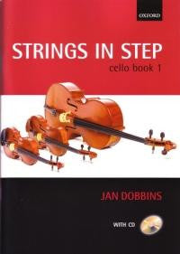 Strings in Step - Cello Book 1