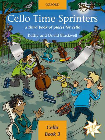 Cello Time Sprinters with CD