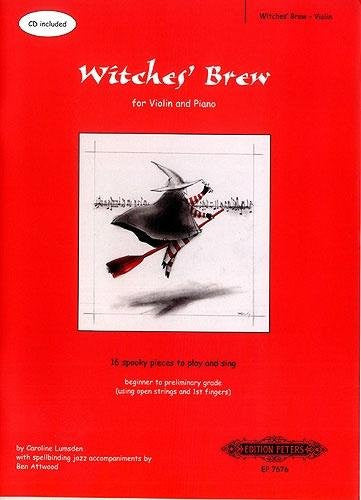 Witches Brew for Violin & Piano