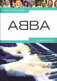 Really Easy Piano - ABBA