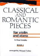 Classical & Romantic Pieces - book 2