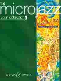 The Microjazz Violin Collection 1