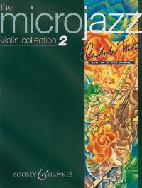 The Microjazz Violin Collection 2