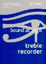 Trinity Sound at Sight Treble Recorder 1-8