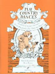 Play Country Dances - Graded Tunes Desc. Rec.