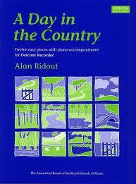 Ridout, A.: A Day in the Country Descant