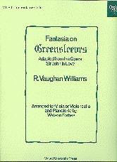 Vaughan Williams: Fantasia on Greensleeves Cello