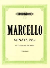 Marcello, B.: Sonata No.2 Cello