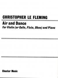 Le Fleming, C.: Air and Dance for Cello
