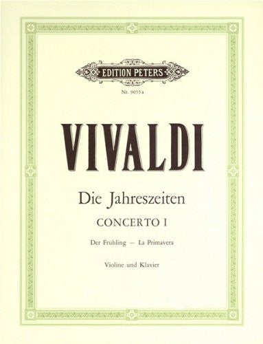 Vivaldi: The Seasons - Concerto I