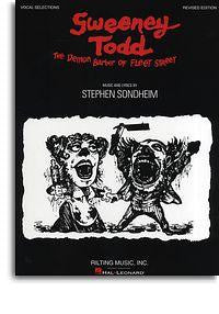 Sweeney Todd Vocal Selections