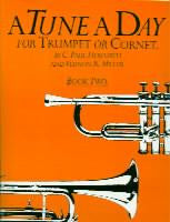 A Tune a Day Trumpet/Cornet Book 2