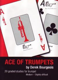 Ace of Trumpets by Derek Bourgeois