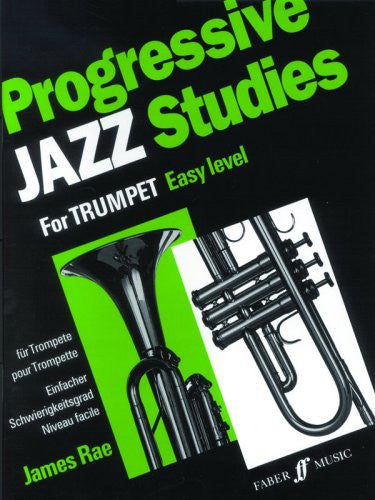 Progressive Jazz Studies Trumpet Easy Level