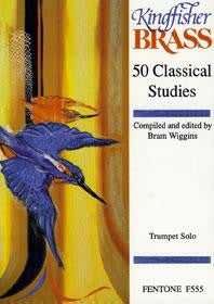 50 Classical Studies Trumpet Bram Wiggins
