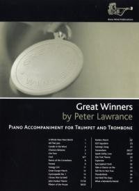 Great Winners Piano Acc. Trumpet/Trombone