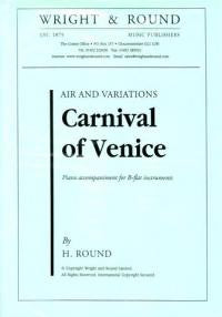 Round: Carnival of Venice