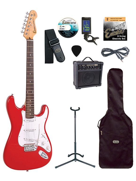 Encore E6 Blaster Electric Guitar Outfit