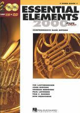 Essential Elements - F Horn Book 1