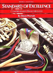 Standard of Excellence - book 1 French Horn
