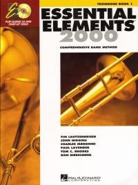 Essential Elements 2000 Trombone BC Book 1