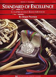 Standard of Excellence Trombone BC Book 1
