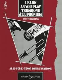 Learn As You Play Trombone/Euph. T.C.